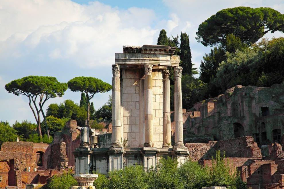 roma forum