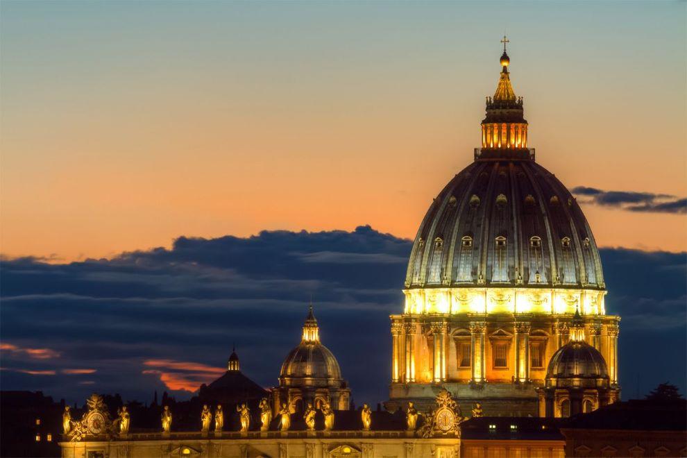 vaticano san pietro