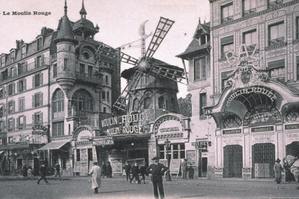 antico moulin rouge