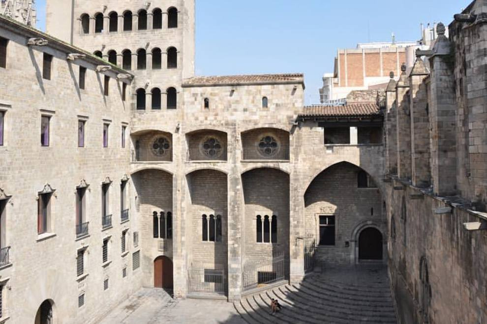 barrio gotico barcellona itinerario