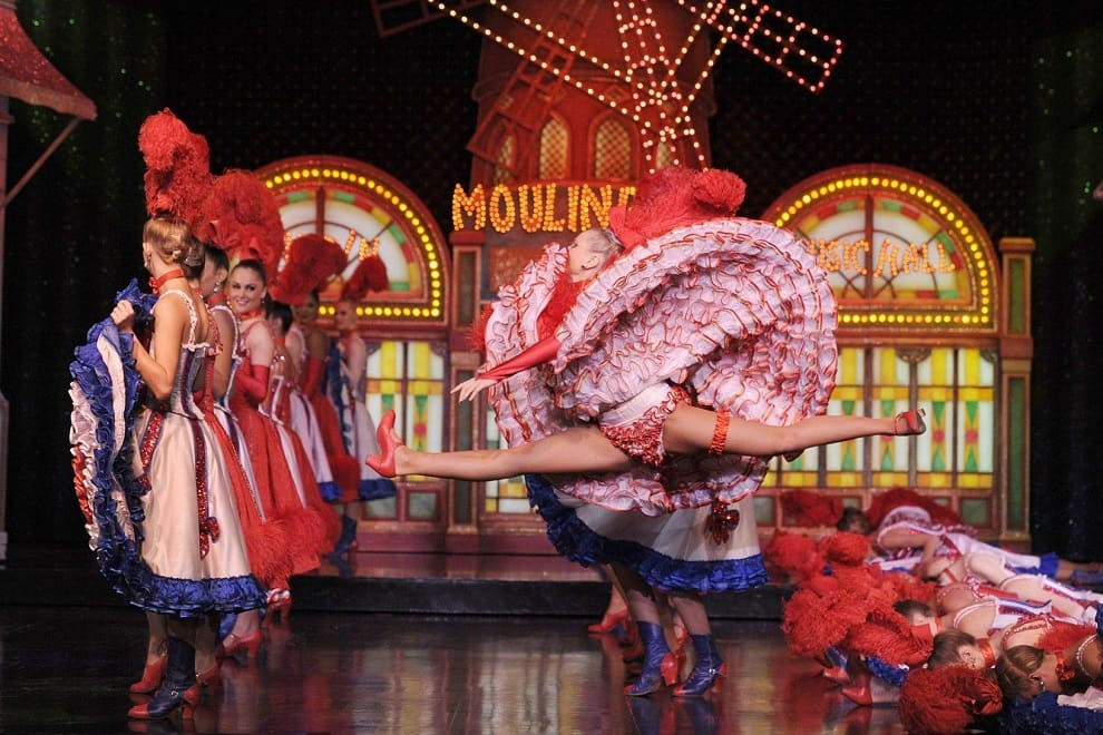 can can moulin rouge