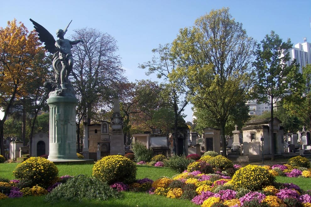 cimitero montparnasse