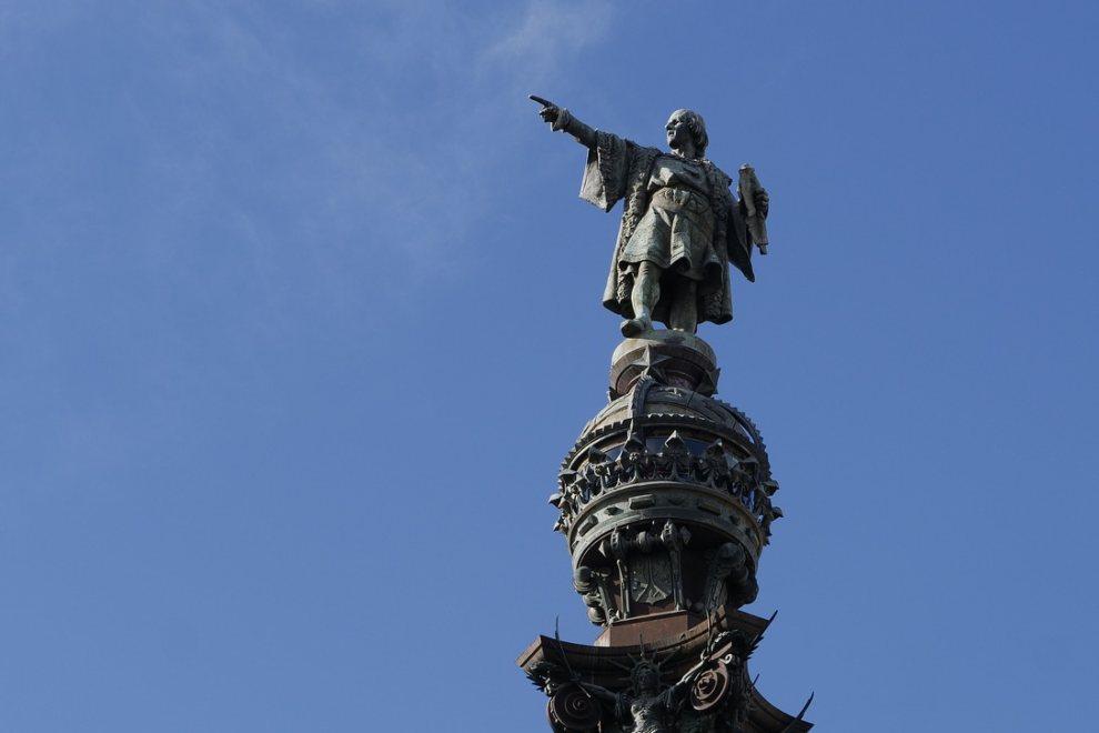 monumento cristoforo colombo barcellona