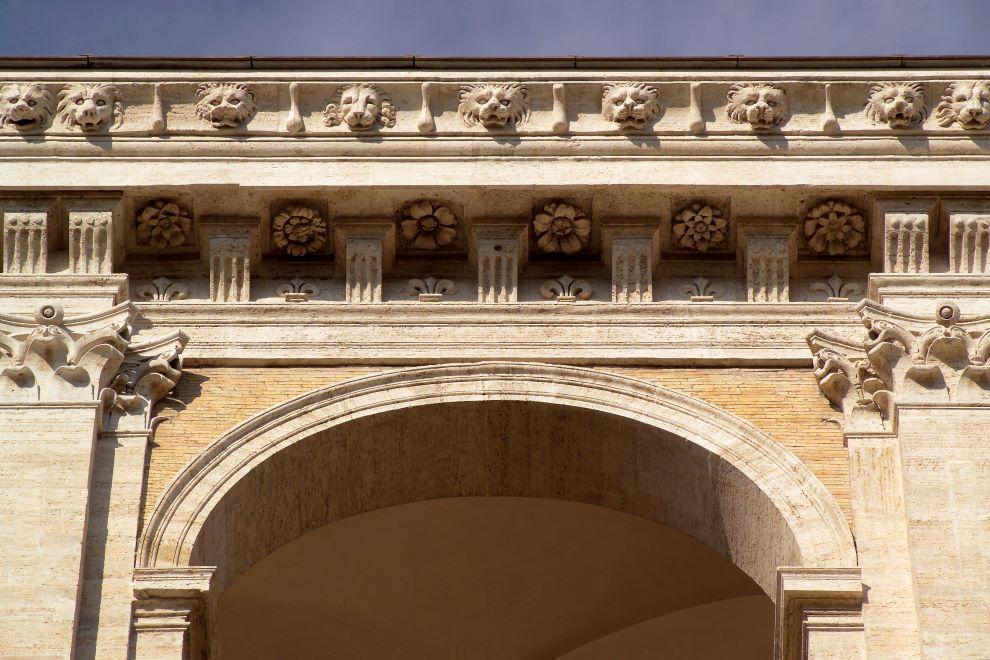 palazzo farnese roma visita