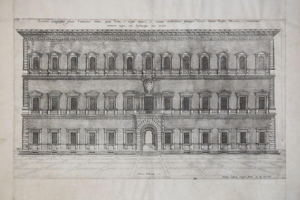 palazzo farnesi