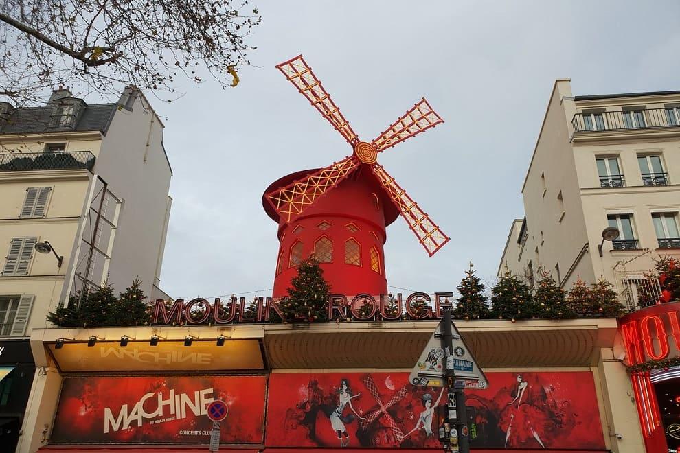 spettacoli moulin rouge