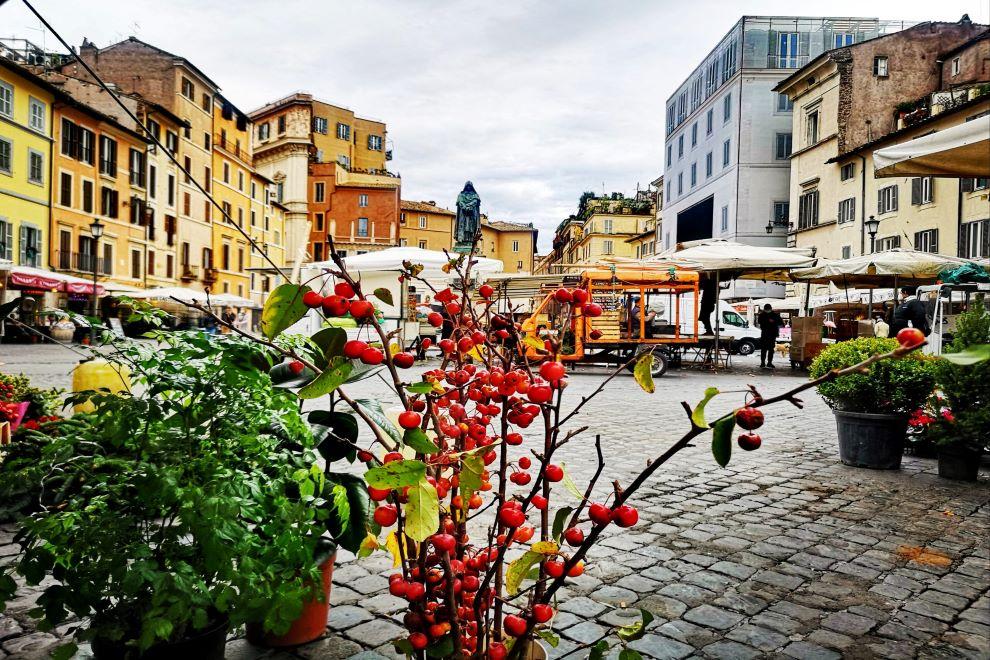 campo di fiori roma