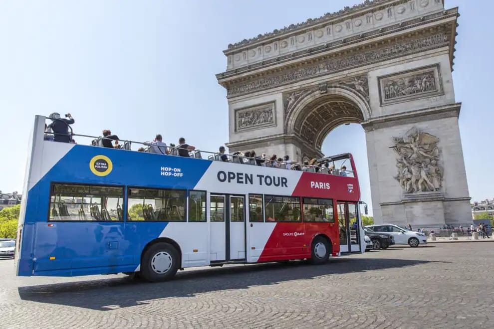 parigi tour
