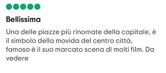 recensione su roma