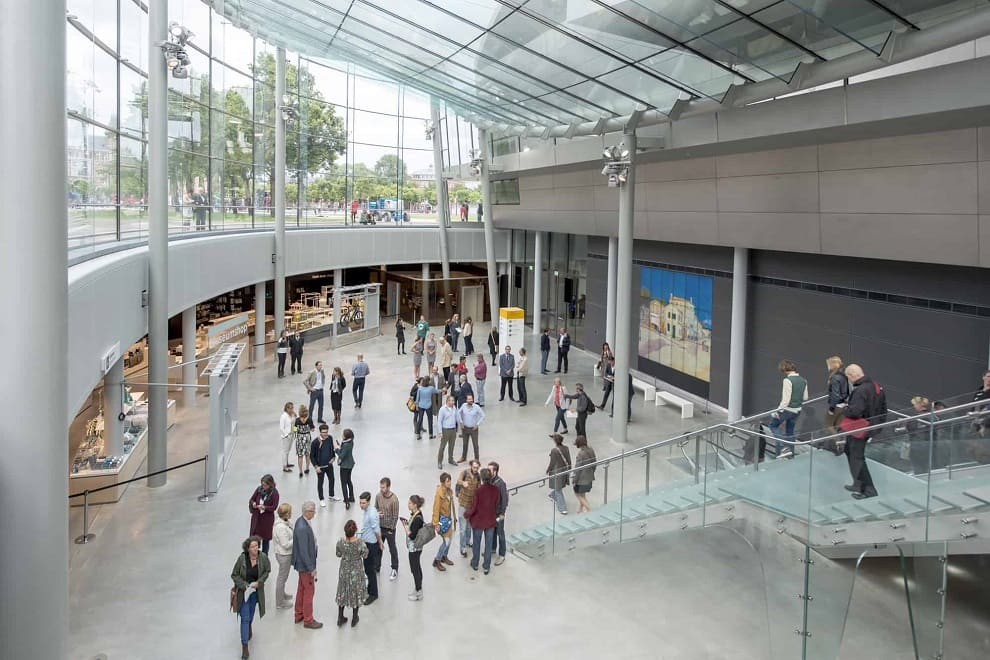 amsterdam museo van gogh
