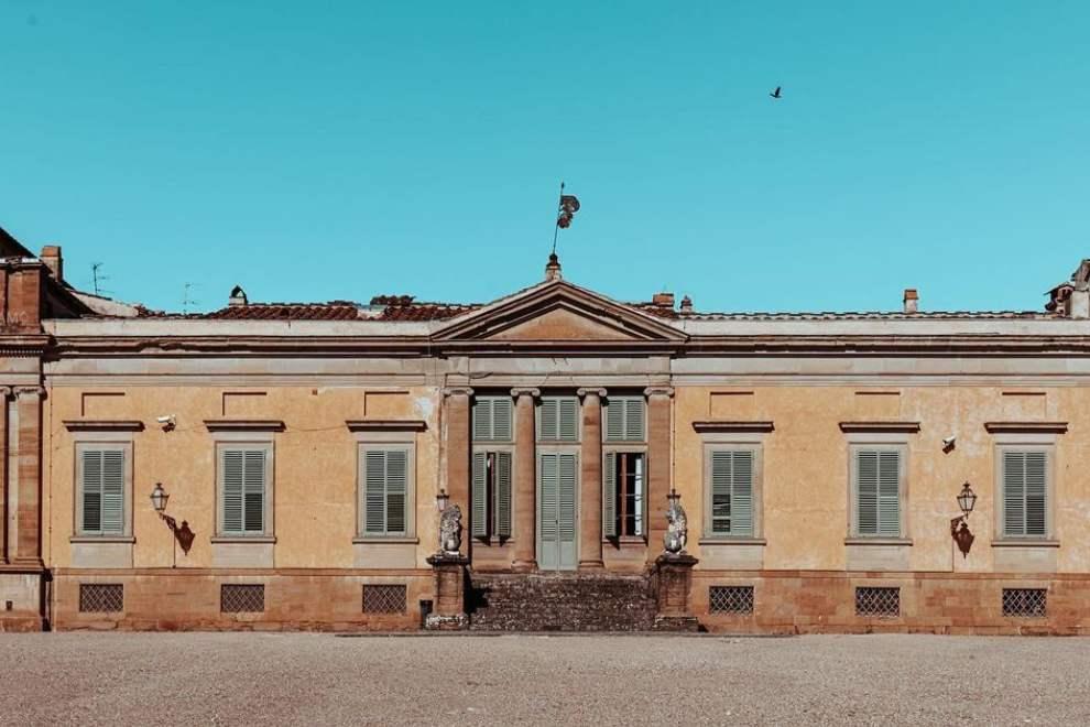 giardini palazzo pitti
