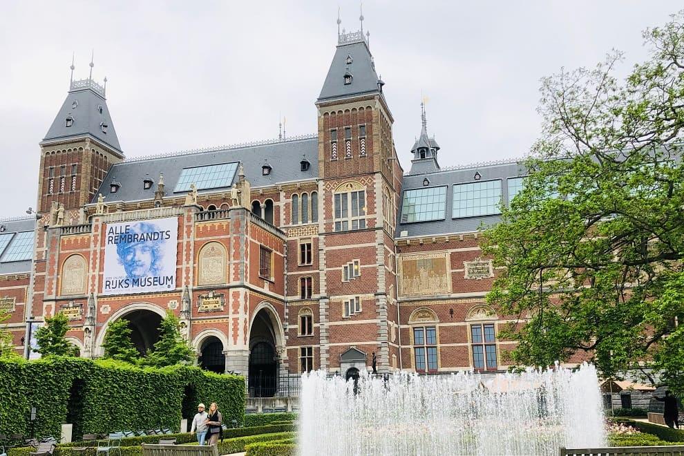 rijksmuseum ad amsterdam